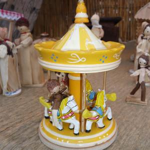 Vánoční výstava: Kolotoč Foto: e-Newspeak