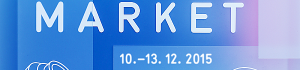 designSUPERMARKET 2015 - plakát Oficiální zdroj: designSUPERMARKET