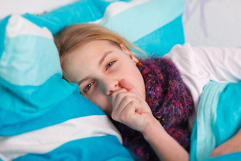Suchý vzduch škodí zejména dětem Foto: Guideline, oficiální zdroj