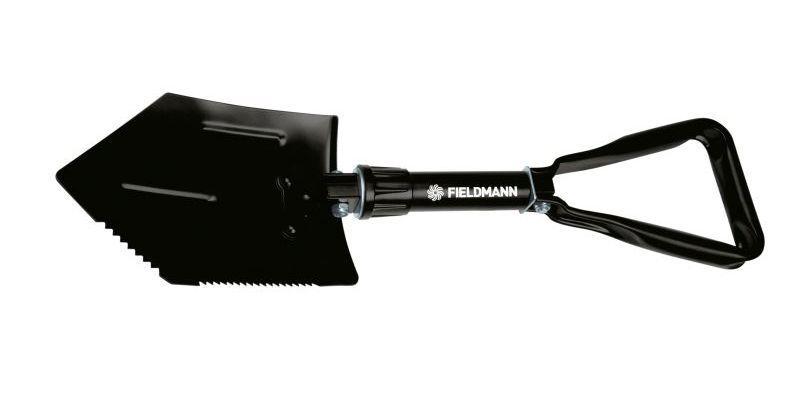 Auto lopata černá Foto: Fieldmann, oficiální zdroj