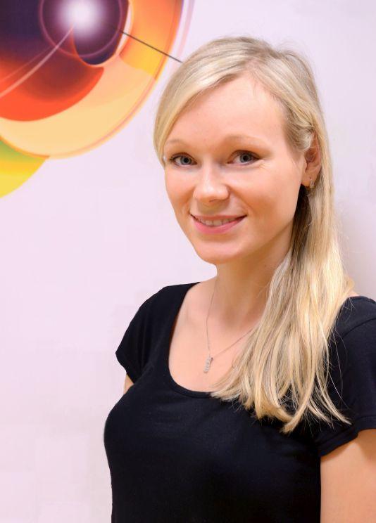 MUDr. Andrea Janeková Foto: Oční centrum Praha/Guideline, oficiální zdroj