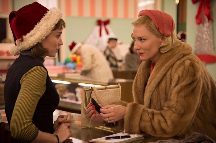 Febiofest zahájí snímek Carol s Carol s Cate Blanchett a Rooney Marou Foto: MFF Praha – Febiofest, oficiální zdroj