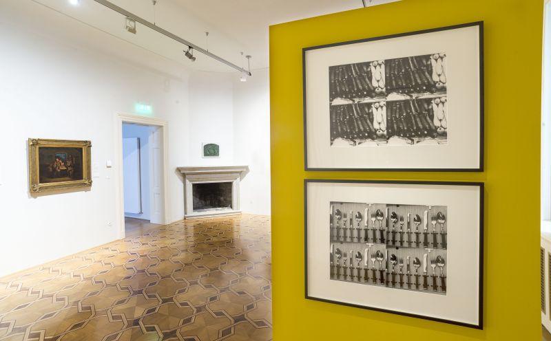 Fotografie Andyho Warhola Foto: archiv Národní galerie, oficiální zdroj