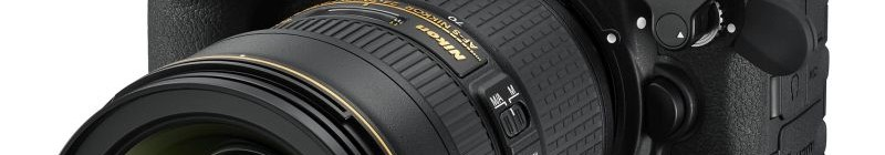 Nikon D5 Foto: Nikon, oficiální zdroj