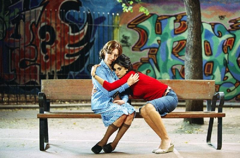 Carmen Maura se svou filmovou dcerou Penélope Cruz ve filmu Volver Foto: MFF_Praha Febiofest, oficiální zdroj