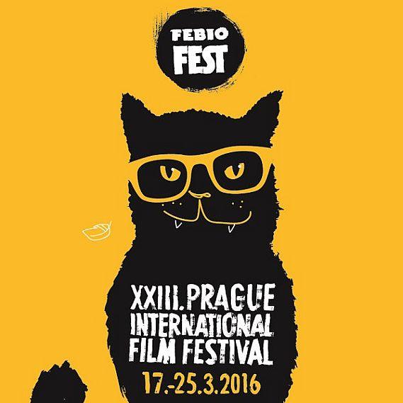 Febiofest 2016: vizuál Oficiální zdroj: MFF Praha – Febiofest