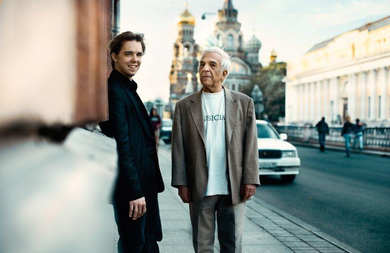 I´Mozart: Igolf Wunder a Vladimíra Askenazy Foto: ©Bartosz Sadowski/DG, oficiální zdroj