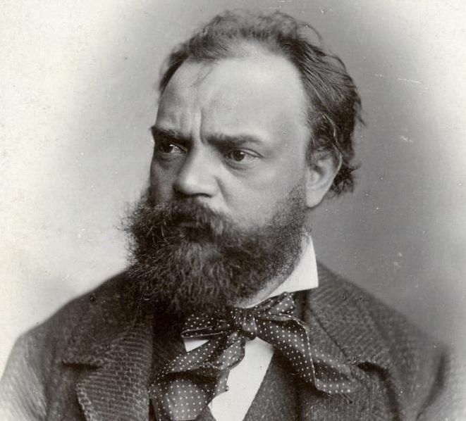 Antonín Dvořák Foto: NM, oficiální zdroj