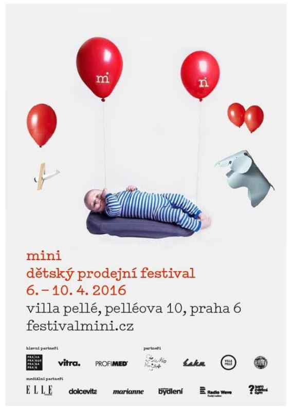 Projekt XChange na festivalu Mini - plakát Foto: Projekt XChange/Mopar, oficiální zdroj