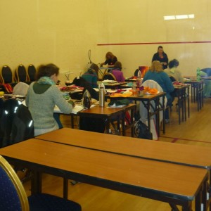Workshop Korak s lektorkou Annette Tatchen