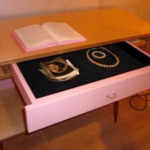 komoda Audrey - zásuvka na šperky