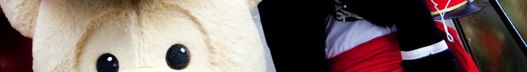 Maskot Hamleys - plyšový medvěd Foto: Hamleys, oficiální zdroj