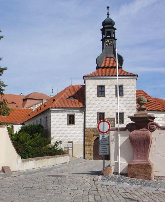 Kostelec nad Černými lesy - zámek Foto: e-Newspeak