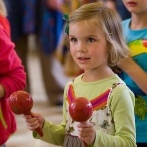 Dětský festival Piccoli, ilustrační foto z loňského ročníku Foto: Anna Chlumská/LSSH, oficiální zdroj