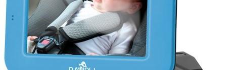 Digitální video chůvička do auta i na doma BAYBY BBM 7030 Foto: BAYBY, oficiální zdroj