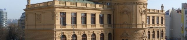 Muzeum hlavního města Prahy - zadní vchod Foto: MHMP, oficiální zdroj