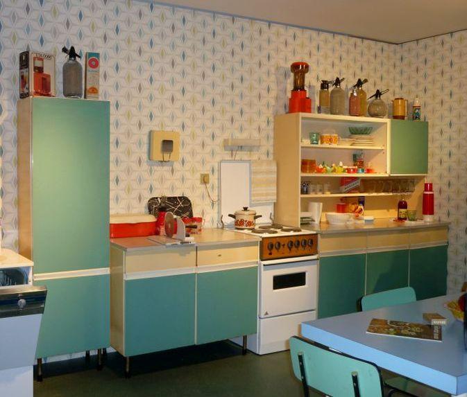 RETRO 70. a 80. let: Kuchyň Foto: e-Newspeak
