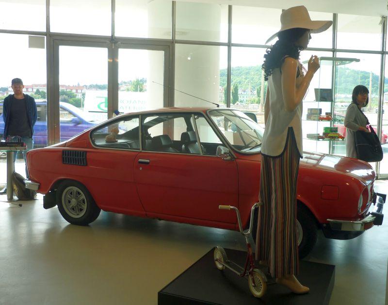 RETRO 70. a 80. let: Škoda 110 R Foto: e-Newspeak