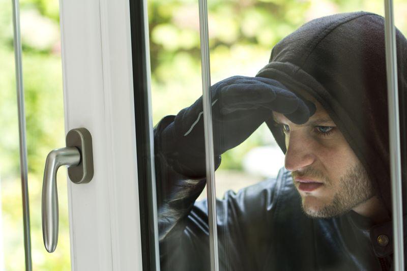 Zabezpečená okna chrání před zloději, ilustrační foto Oficiální zdroj: RI OKNA