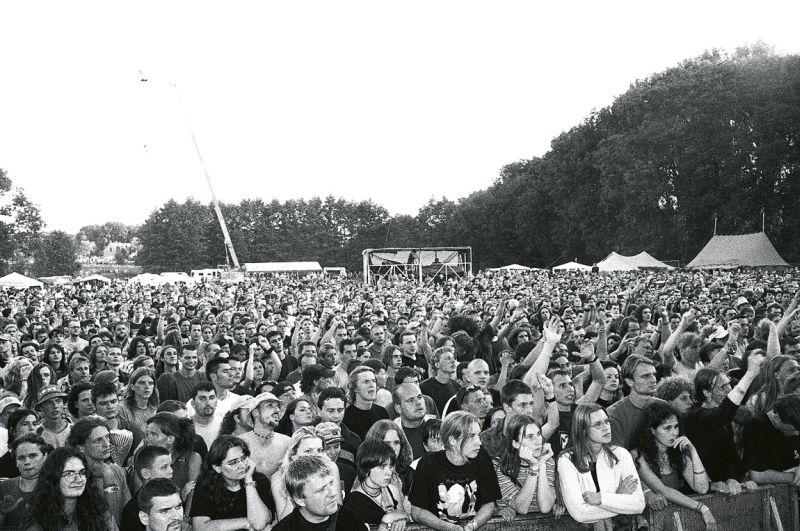 Rock for People: publikum Foto: RP, oficiální zdroj