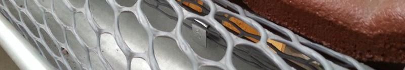 Okapový zachycovač listí od HPI-CZ Foto: HPI-CZ, oficiální zdroj