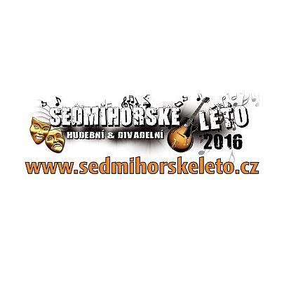 Sedmihorské léto 2016- logo Oficiální zdroj: Sedmihorské léto