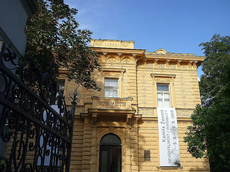 Galerie Villa Pellé Foto: e-Newspeak