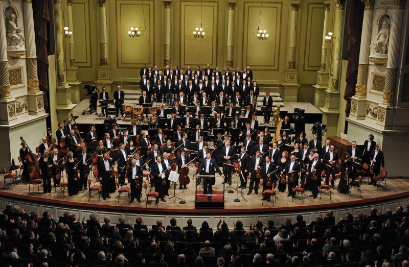 Sächsische Staatskapelle Dresden Foto: (c) Matthias Creutziger/Dvořákova Praha, oficiální zdroj