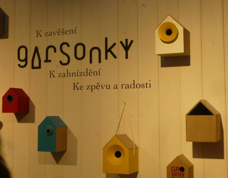 Designblok 2016: Garsonky Foto: e-Newspaek