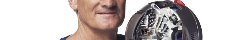 James Dyson Foto: Dyson, oficiální zdroj