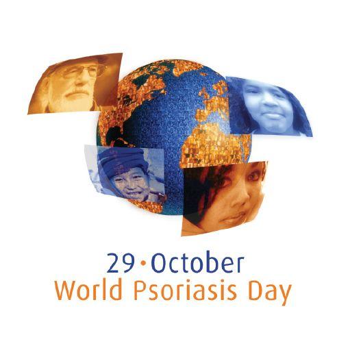 Světový den lupénky 2016 - logo Oficiální zdroj: World Psoriasis Day