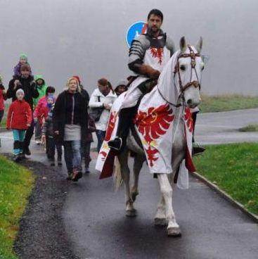 Svatomartinský jarmark Brniště Foto: PNF ZOD, oficiální zdroj