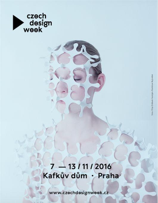 Czech Design Week - vizuál festivalu Oficiální zdroj: CDW