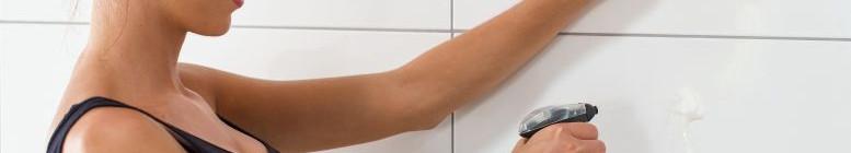 Čištění koupelny přípravky RAKO SYSTEM Foto: RAKO, oficiální zdroj