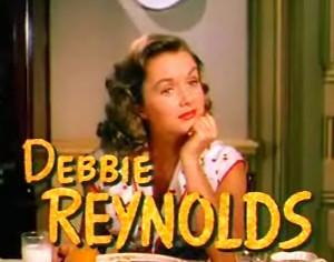 Debbie Reynolds v muzikálu I Love Melvin z roku 1953 Foto: Wikimedia Commons