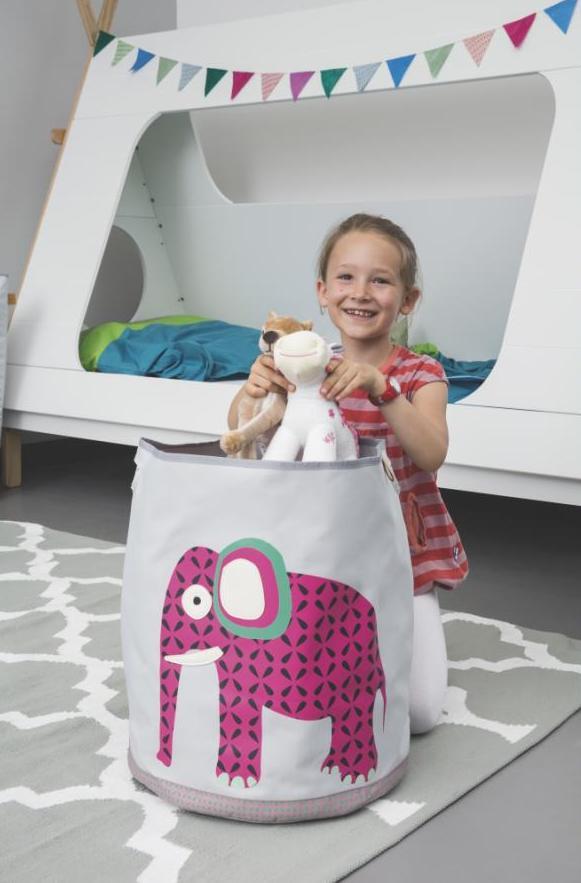 Koš na hračky Lässig Toy Basket Foto: Babypoint, oficiální zdroj