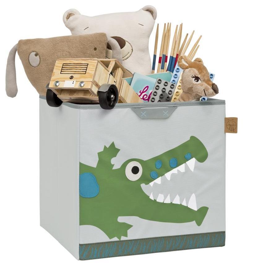 Dětský kufr Lässig Toy Trunk  Foto: Babypoint, oficiální zdroj
