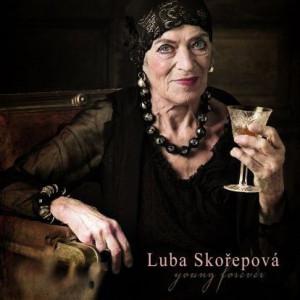 Luba Skořepová v kalendáři na rok 2014 Foto: Alena Hrbková/