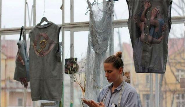 workshop upcycling: Hana Frišonsová Foto: La Femme MiMi, oficiální zdroj