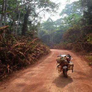 Čezeta_Kamerun