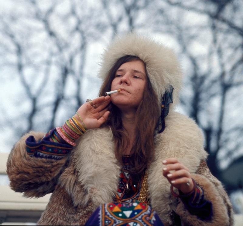 Febiofest nabídne také fokument o rockové zpěvačce Janis Joplin  Foto: ©Jan Persson/Redferns/MFF Praha – Febiofest, oficiální zdroj