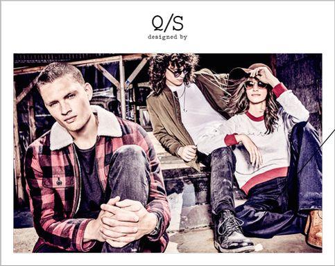 QS designed: Nová znčka skupiny s.Oliver Foto: Ellen von Unwerth/s.Oliver, oficiální zdroj