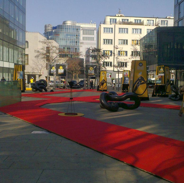 MFF Praha – Febiofest: Červený koberec Foto: e-Newspeak