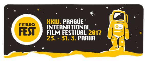 MFF Praha – Febiofest - logo Oficiální zdroj: MFF Praha – Febiofest