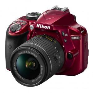 Nikon D3400_RD_18_55_VR_frt34l