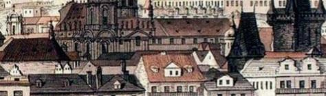 Pražské veduty 18. století Foto: MHMP, oficiální zdroj
