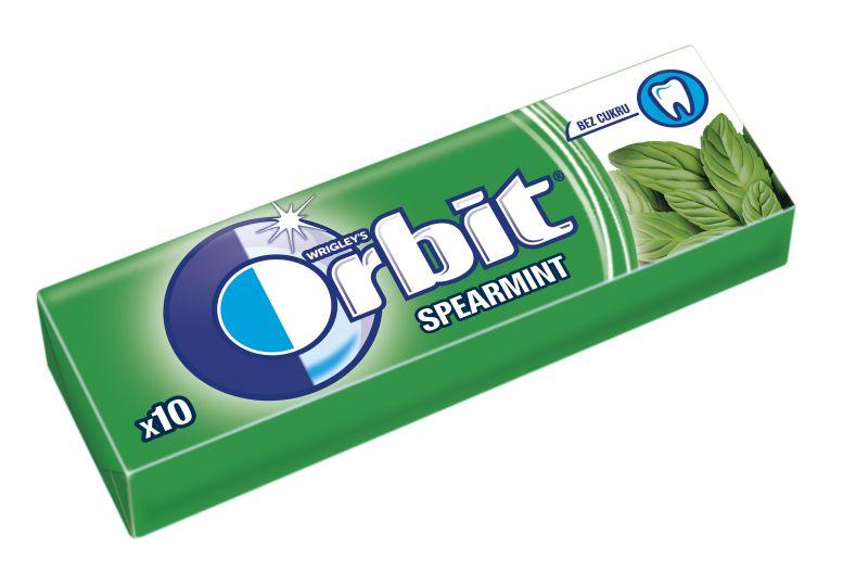 Žvýkačky Orbit Foto: Orbit, oficiální zdroj