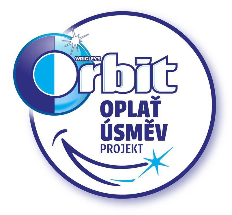 Kampaň Oplať úsměv - logo Oficiální zdroj: Orbit