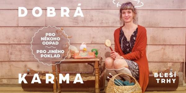 Dobrá karma plakát Oficiální zdroj: Dobrá Karma