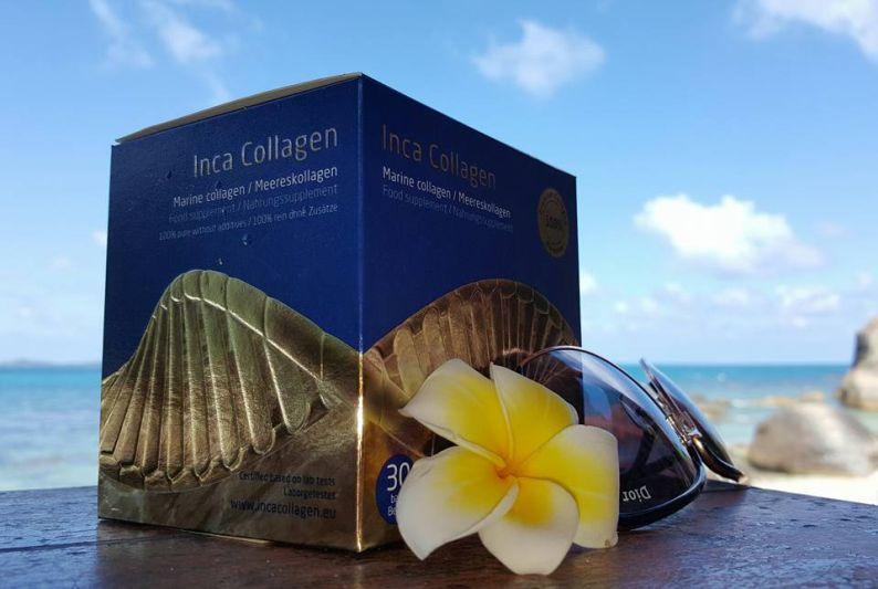 Inca Collagen, ilustrační foto,  Oficiální zdroj: Inca Collagen